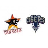 Perth Wildcats vs Adelaide 36ers
