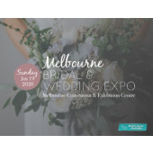 The Melbourne Bridal & Wedding Expo 2020