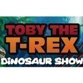Toby The T-Rex Dinosaur Show