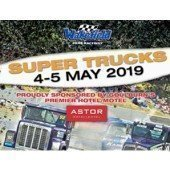 Super Trucks Proudly Sponsored by The Astor Hotel