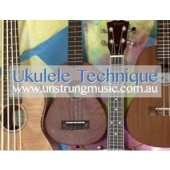 Ukulele Technique - Play melodies, harmonies and learn to read music: Term 4
