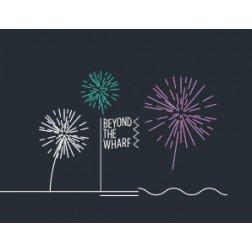 NYE 2017 Sydney Harbour 9pm Fireworks: Departing Rose Bay Wharf
