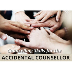 Counselling Skills for the Accidental Counsellor – Albury | JULY