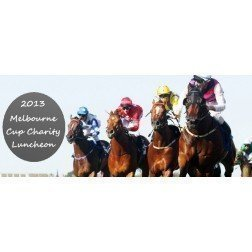 ODAT's 2013 Melbourne Cup Charity Luncheon