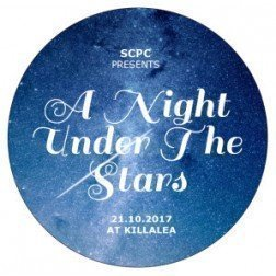 Night Under The Stars at Killalea