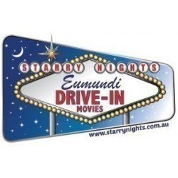 Eumundi Drive-in Movie Double 'Dirty Dancing'  & 'Strictly Ballroom'