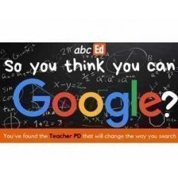 So you think you can Google?