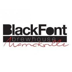 BlackFont Brewhouse Tasting Room