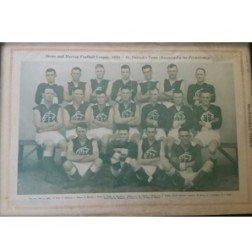 St Patricks Junior Football Club 100 Year Reunion