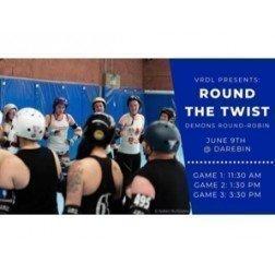 VRDL Presents: Round The Twist