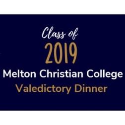 Melton Christian College Class of 2019 Valedictory Dinner