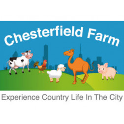 Chesterfield Farm Entry   WED 8 JULY