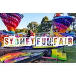 Sydney Fun Fair | SATURDAY 11th JULY