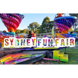 Sydney Fun Fair | SUNDAY 19th JULY