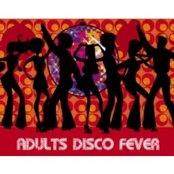 ADULTS DISCO FEVER - SJF Parents/Carers/Grandparents only