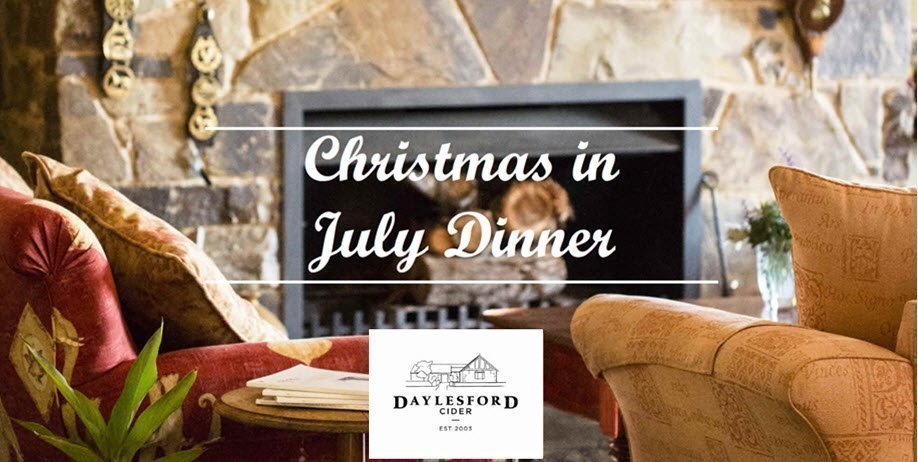 Christmas In July Dinner