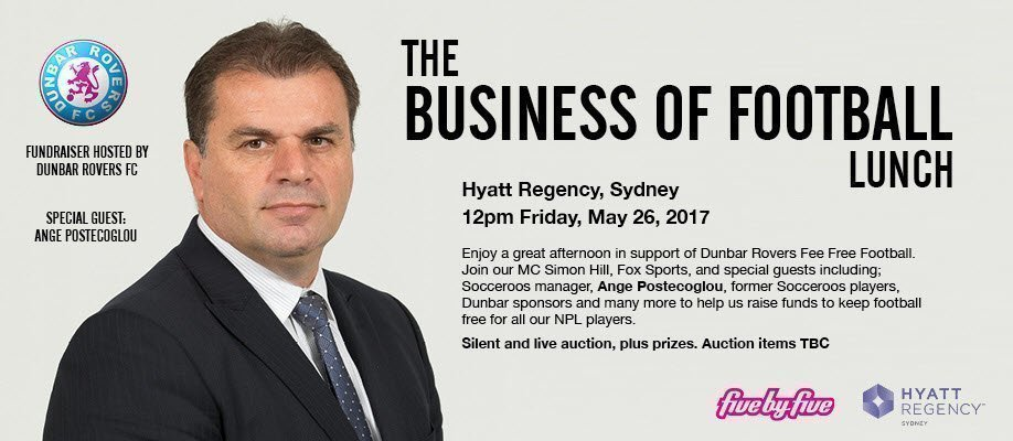 The Business of Football Lunch 2017