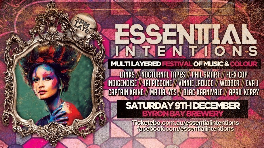 Essential Intentions feat. Lanks, Nocturnal Tapes, Phil Smart, Flex Cop, Indigenoise