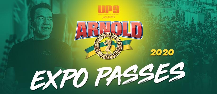 Arnold Sports Festival Australia 2020 Expo
