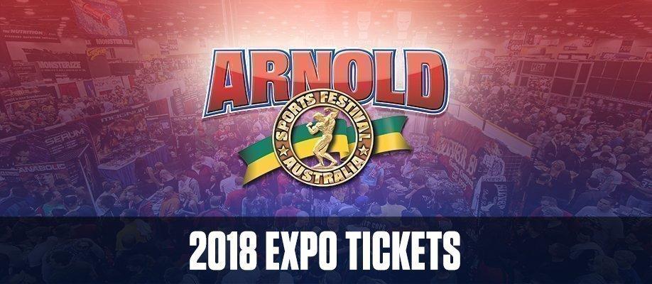 Arnold Sports Festival Australia 2018 Expo