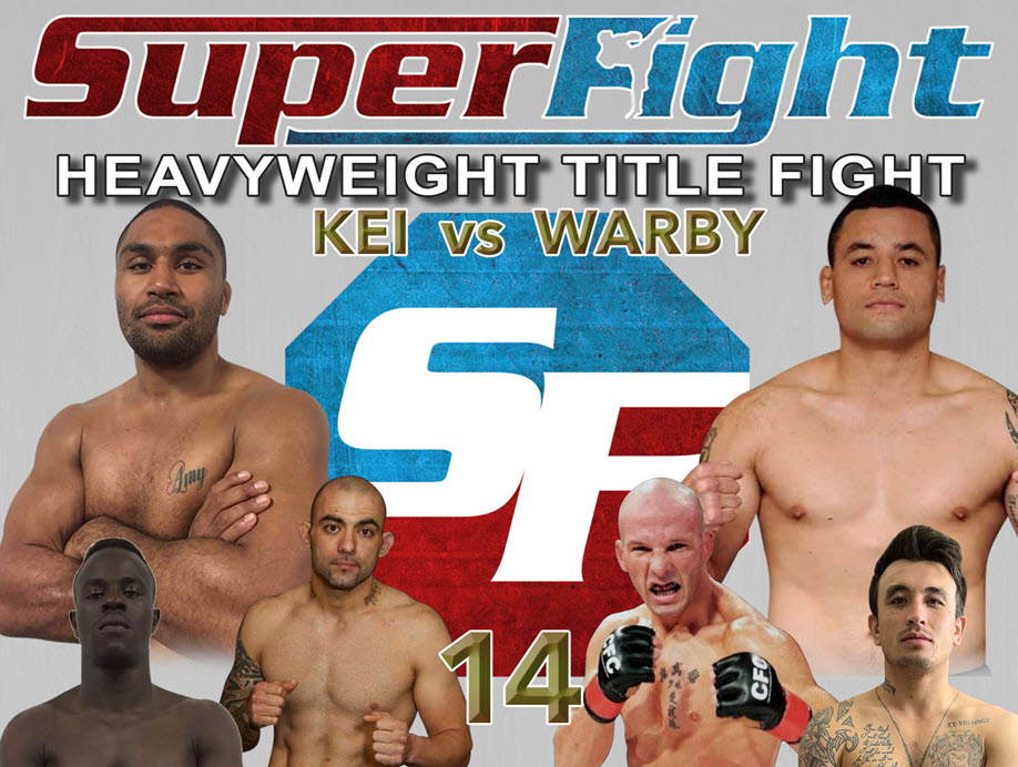 SuperFight 14
