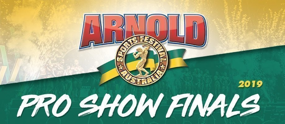 Arnold Classic 2019: Pro Show Finals