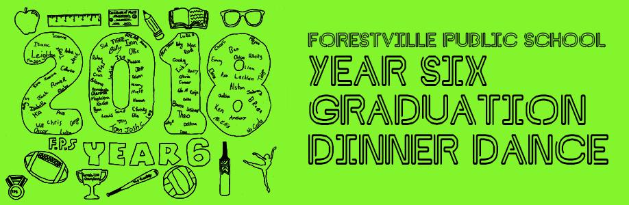 2018 - Year 6 Farewell Dinner Dance