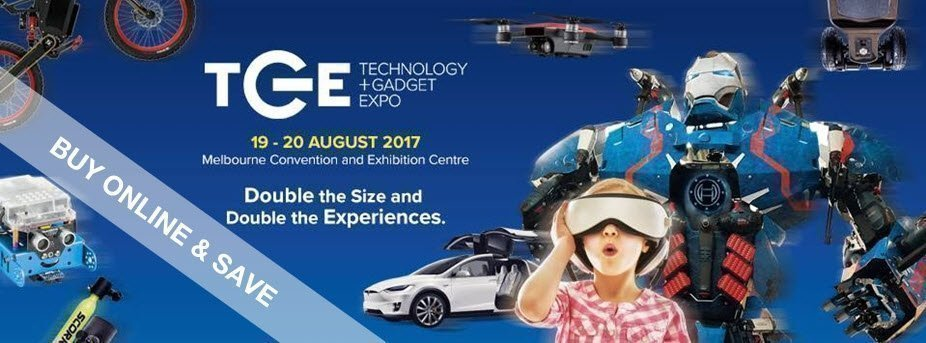 Technology & Gadget Expo 2017