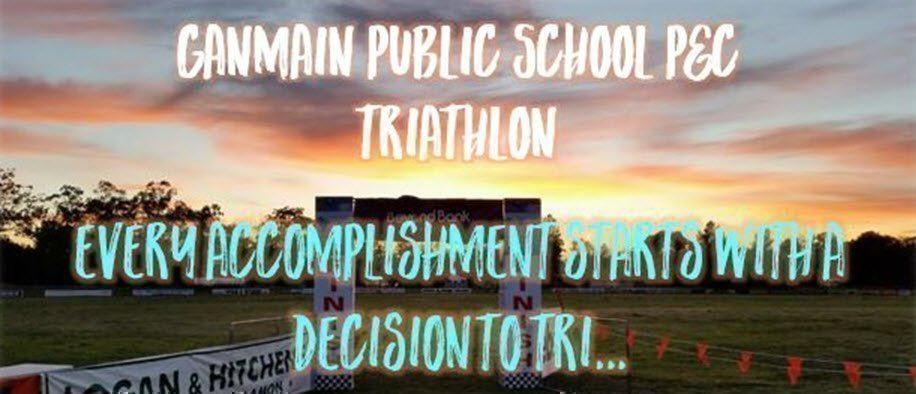Ganmain Public School P&C Triathlon 2018