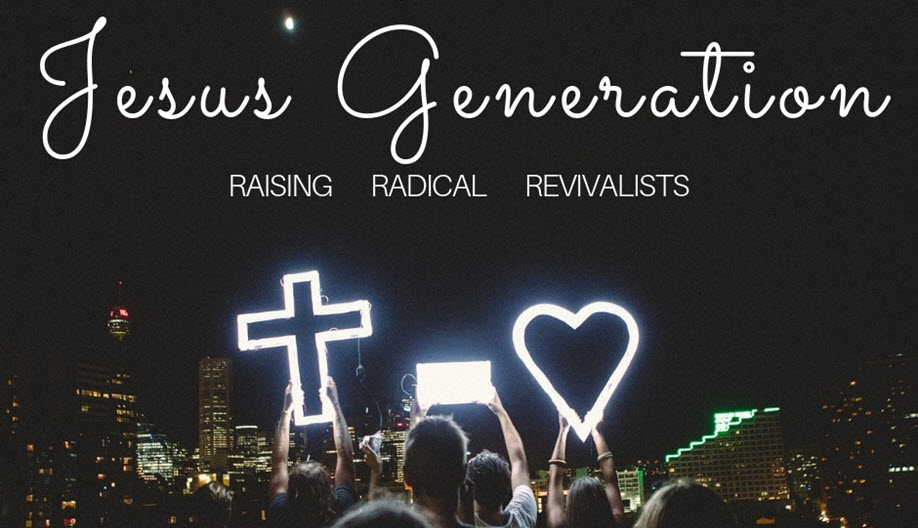 Jesus Generation Camp – raising radical revivalist