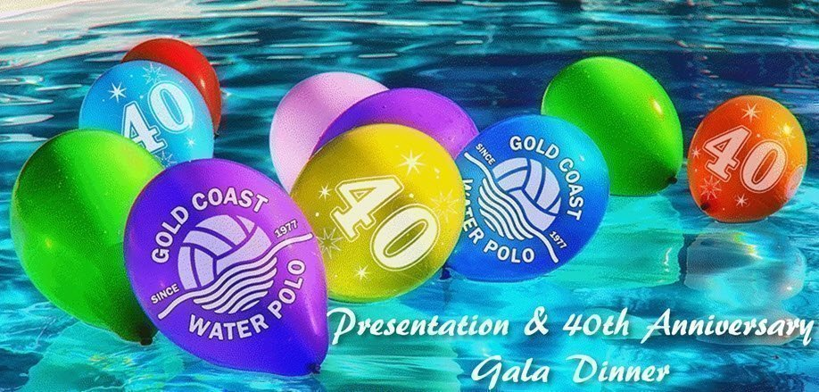 Presentation and 40th Anniversary Gala Dinner