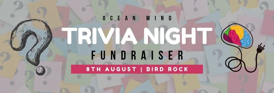 Ocean Mind Trivia Night Fundraiser