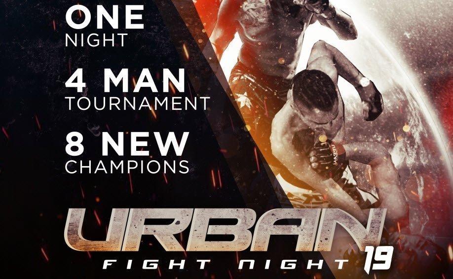 Urban Fight Night 19