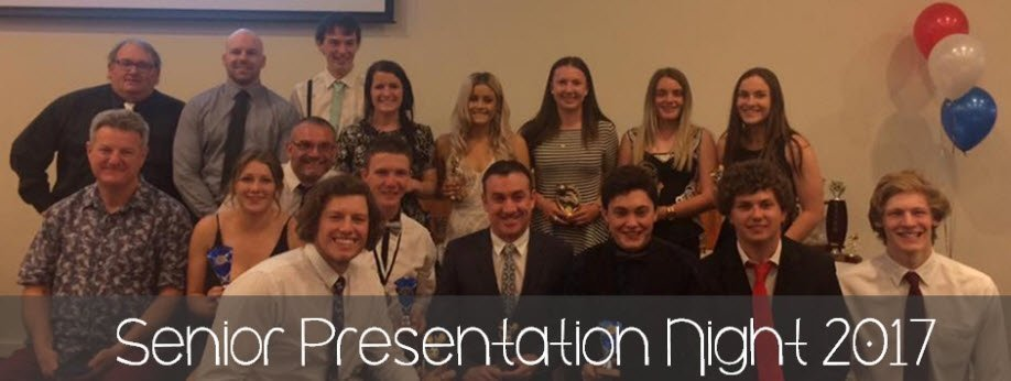 Senior Presentation Night 2017
