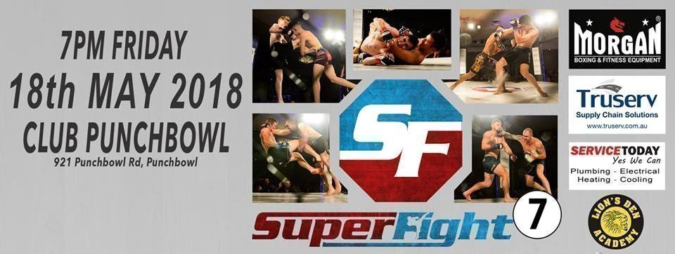 SuperFight 7
