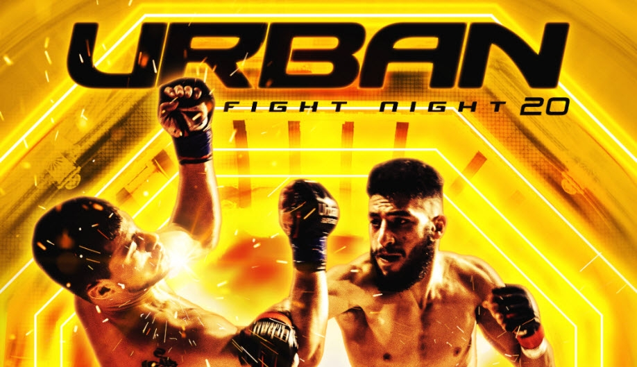 Urban Fight Night 20
