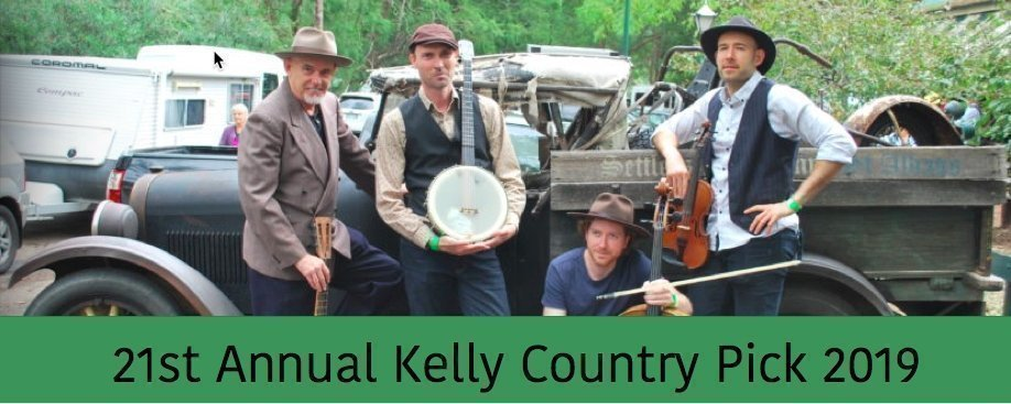21st Annual Kelly Country Pick 2019