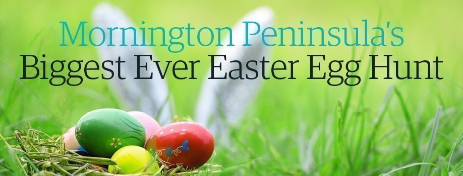 Mornington's Biggest Ever Easter Egg Hunt