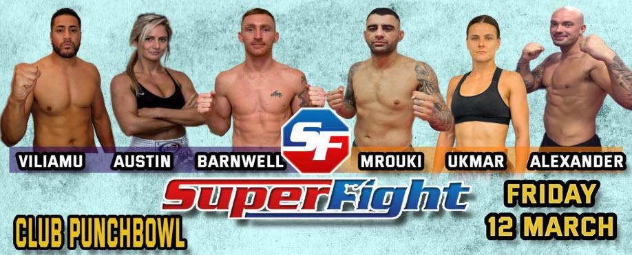 SuperFight 16