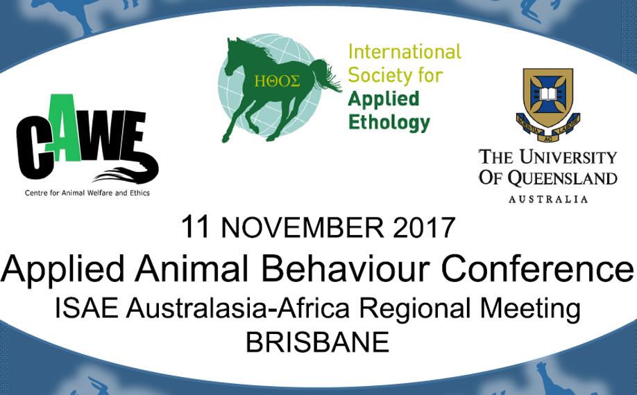 ISAE Australasia-Africa Regional Meeting