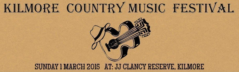 Kilmore Country Music Festival 2015