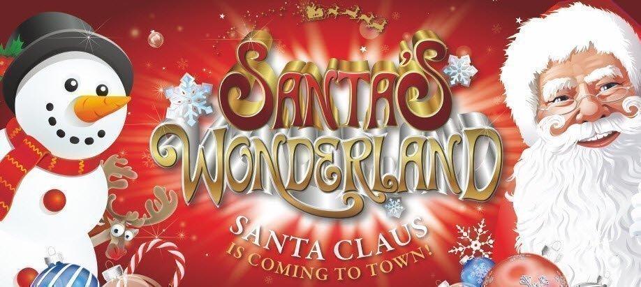 Santa's Wonderland: Saturday 8 December 2018