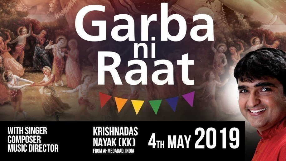 Garba Ni Raat - Vibrant & Colourful Indian Dance Festival
