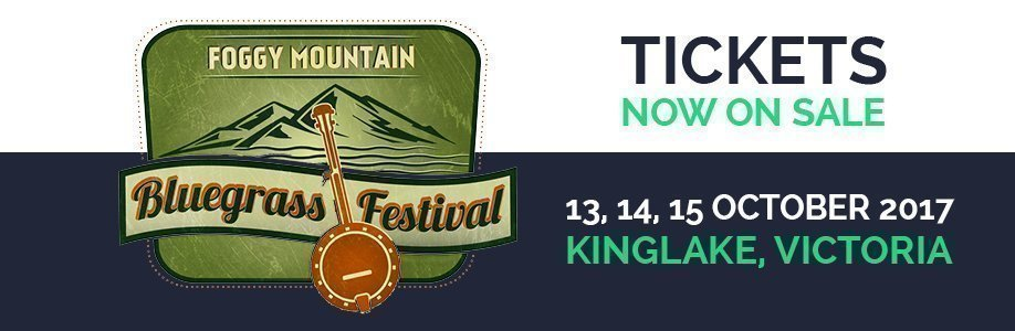 Foggy Mountain Bluegrass Festival 2017