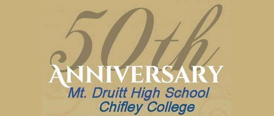 50th Anniversary Mt Druitt High School/Chifley College