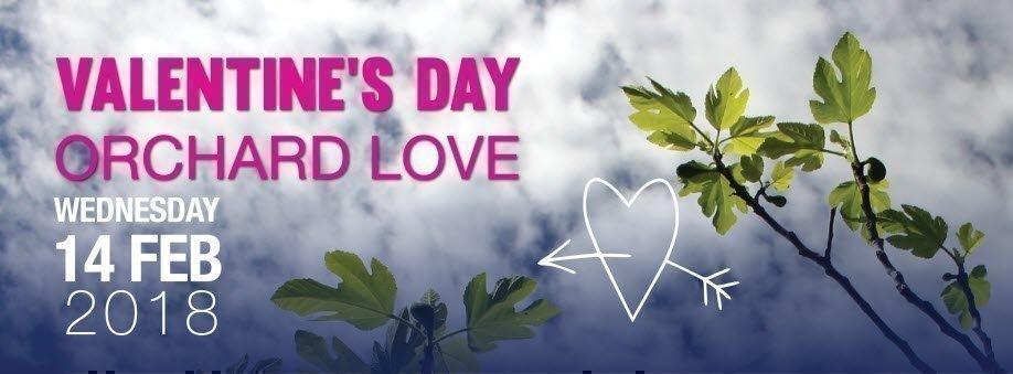 Valentine's Day Orchard Love