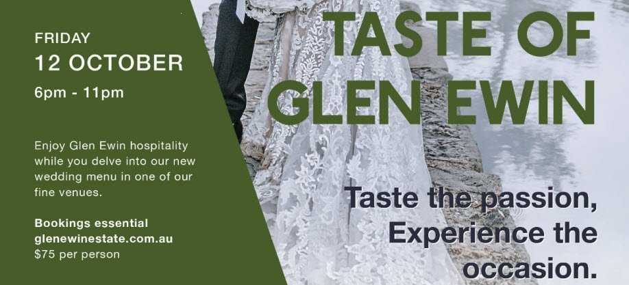 Taste of Glen Ewin | October