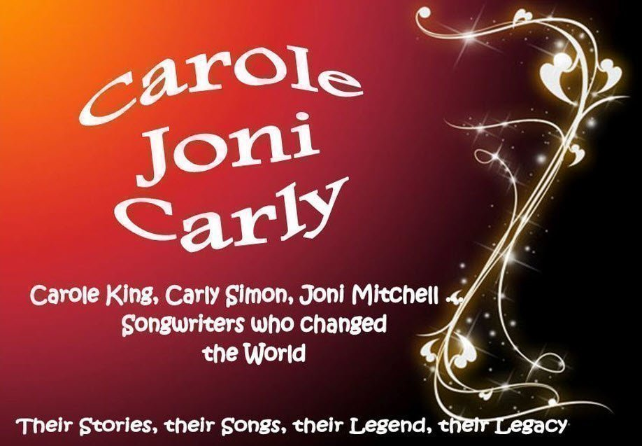 CAROLE JONI CARLY: Songwriters who changed the world