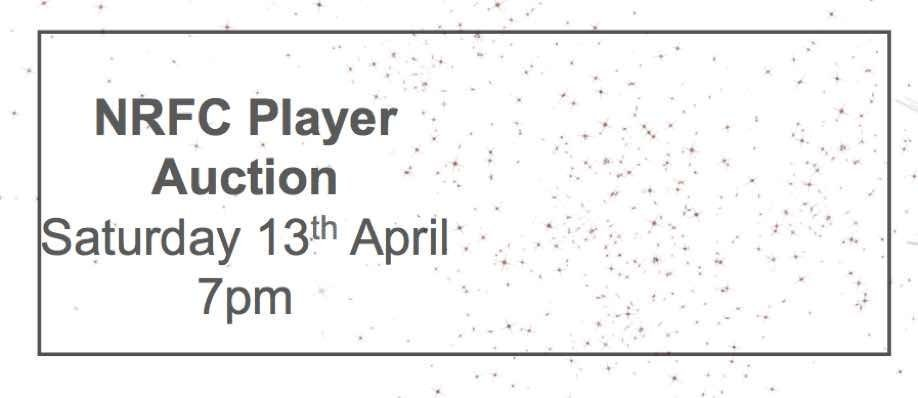 2019 Players Auction