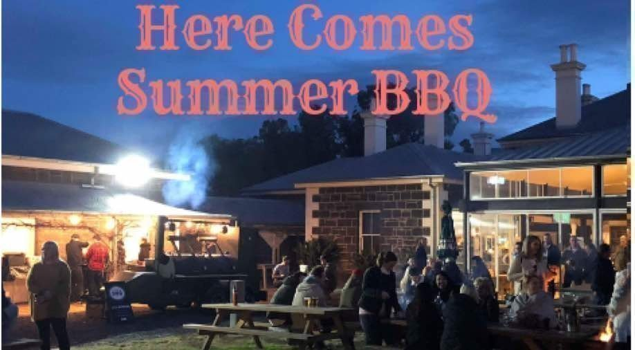 Here Comes Summer BBQ
